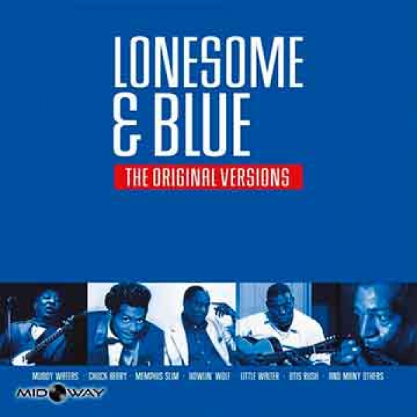 Lonesome & Blue - The original versions (Lp) | Various Artists