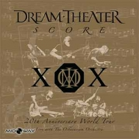 Score: 20Th Anniversary (Lp) | Dream Theater