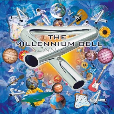 The Millennium Bell-Mike Oldfield