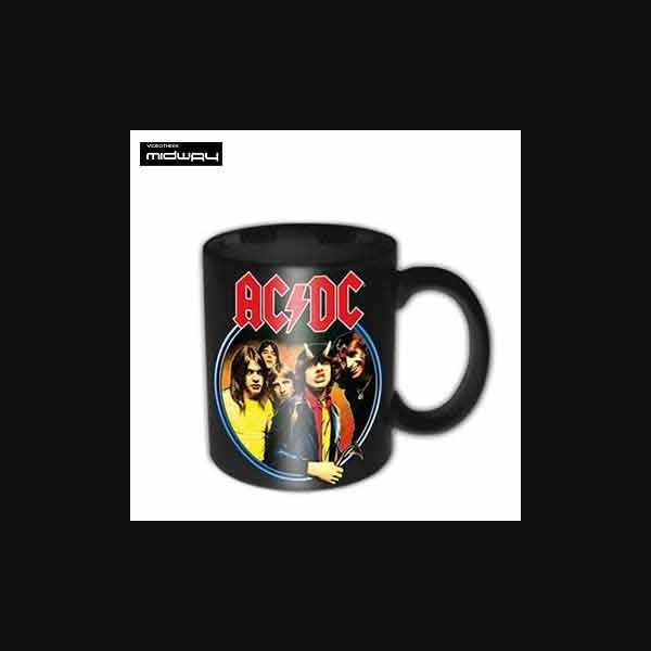 Koffiebeker Devil Angus | Ac/Dc