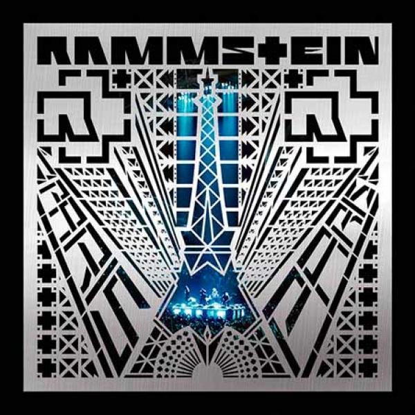 Rammstein: Paris Verkrijgbaar Op Lp DVD Blu-ray